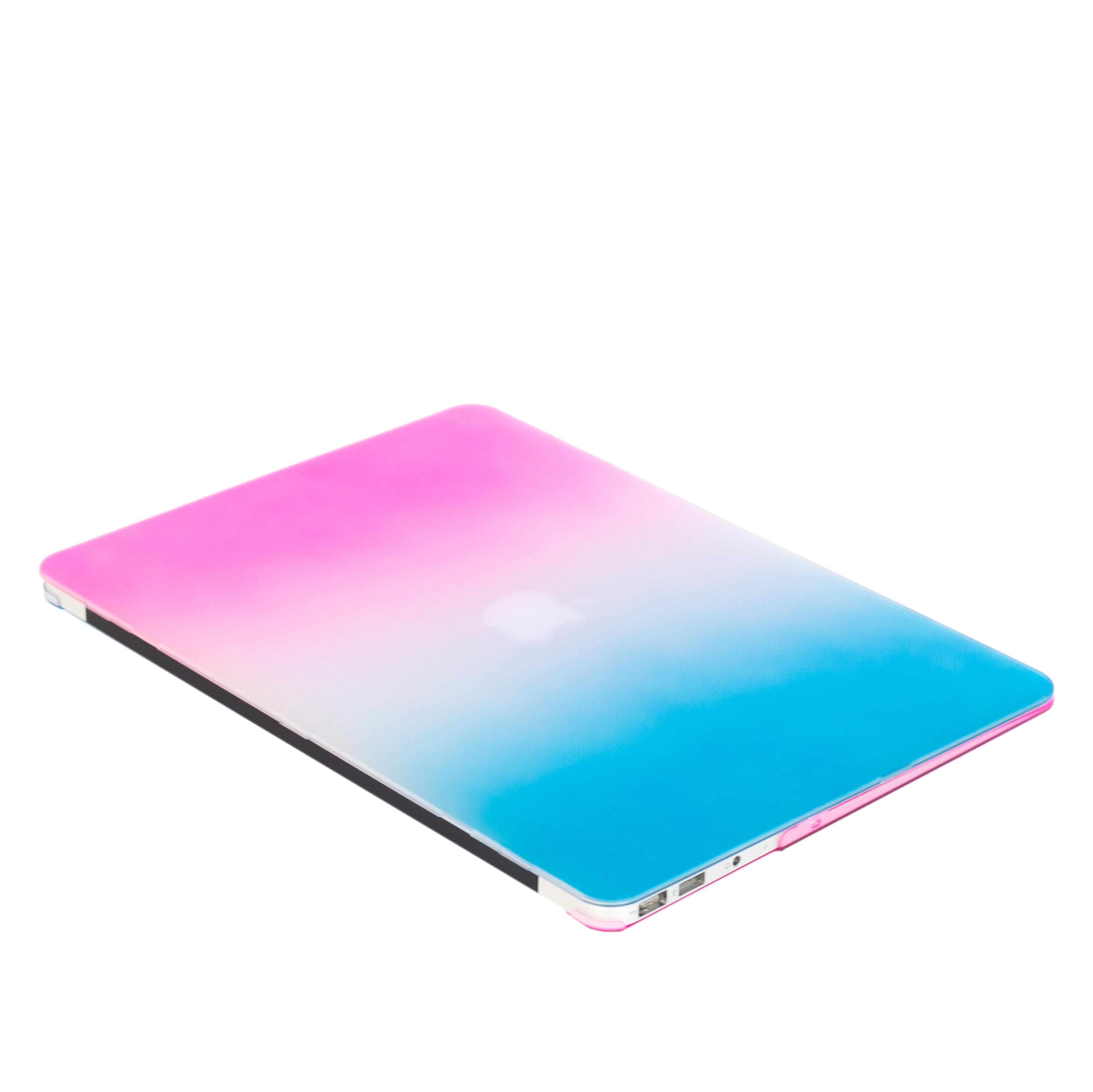 upcase rainbow macbook air 11 6. Black Bedroom Furniture Sets. Home Design Ideas